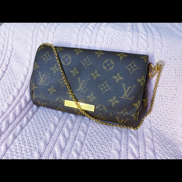 Louis Vuitton Handbags - Authentic LV Favorite PM
